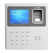 W1 биометрический терминал учета рабочего времени по отпечаткам пальцев фото