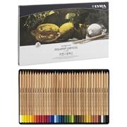 Набор художественных акварельных цветных карандашей LYRA REMBRANDT AQUARELL, 4 мм 36 цветов фото