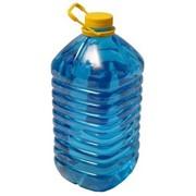 Жидкость стеклоомывающая незамерзающая FROZ марки Вьюга (-30) канистра 5л, упаковка 4 штуки, производство Россия фото