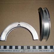 Вкладыш алюминиевый коленвала Д-65 Д65-01-030 фото