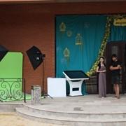 Мобильная Фотостудия в аренду фото