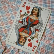 """Карты игральные """"Дама"""" фото"""