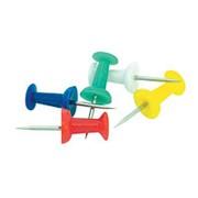 Силовые кнопки-гвоздики Sponsor, цветные, 50 шт фото