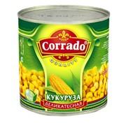 Кукуруза консервированная деликатесная Corrado фото