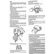Каска кевларовая шлем G.S. MK6 Англия б/у фото