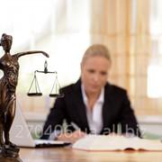 Юридическая помощь юридическим и физическим лицам на взаимовыгодных условиях фото