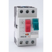 Автомат защиты двигателя АВЗД 2000/3-1 20-25А фото