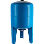 STOUT Расширительный бак, гидроаккумулятор 150 л. вертикальный (цвет синий) фото