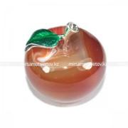 Сувенир Яблоко из Сердолика 240021 фото