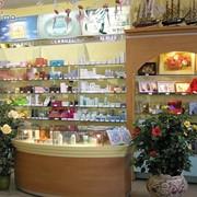 Витрины для парфюмерных салонов