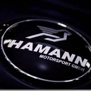 Эмблема Hamann для BMW 1 серии E82 Coupe фото
