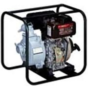 Мотопомпа KIPOR KDP 20E для грязной воды (электростарт) фото