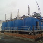 МИНИ ТЭС на базе газопоршневых установок фото