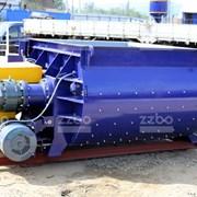 Двухвальный бетоносмеситель БП-2Г-1500 фото