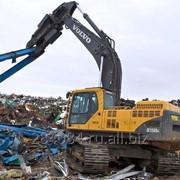 Приём чёрного лома в Дубне. Демонтаж и вывоз металлоконструкций. фото