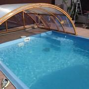 Павильон для бассейна KLASIK EXCELLENCE фото