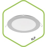 Панель светодиодная ультратонкая RLP 8 Вт. фото