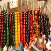 Изготовление и оптовая продажа чурчхелы. фото
