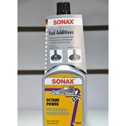 Присадка для повышения октанового числа топлива SONAX Octane power фото