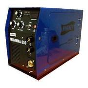 Сварочный аппарат полуавтомат 2в1 (проволока+электрод) Nikkey MIG MMA 250 (еврорукав) фото