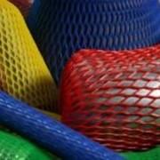 Сетка-рукав экструзионная полимерная упаковочная фото