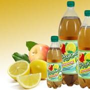 Напиток безалкогольный низкокалорийный сильногазированный «Фруктик - Лимонад» фото