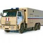 Спецавтомобиль АСПЦ-671040 (шасси КАМАЗ-6520 6х4) фото