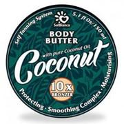SolBianca SolBianca Твердое масло-автозагар для тела Кокос (Body Butter) 8840 150 мл фото
