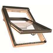 Окно мансардное Fakro FTP-V/Cu U3 Медное 550х980 мм фото