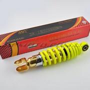 Амортизатор JOG 230mm, регулируемый NDT лимонный фото