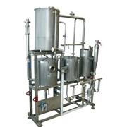 Установка для непрерывного приготовления водок УПВ Полтавчанка фото