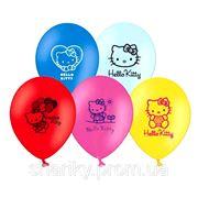 """Шары с гелием - Hello Kitty 12"""" (30см) фото"""