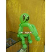 Инопланетянин из шаров