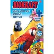 Корм для попугаев - Biokraft медик меню для крупных попугаев фото