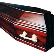 Гробы полированные фото