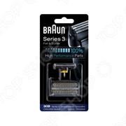 Сетка и режущий блок Braun Series 3 30B фото