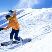 Мастер-класс по сноуборду фото
