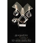 Модный комплект Swarovski, код 9664994 фото