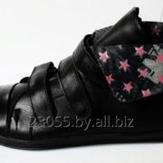 Ботинки девичьи (размер 31-36) фото