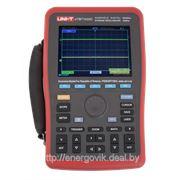 Цифровой портативный осциллограф UTB71025С фото