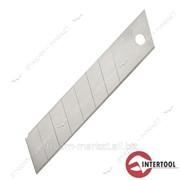 Комплект лезвий сегментных Intertool HT-0518 18мм, уп.- 10шт. №461090 фото