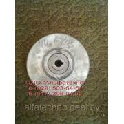 Колесо рабочее (крыльчатка) к водяного насоса НЦ 60/125 фото