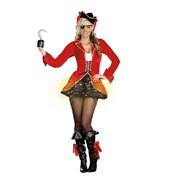 Светящийся пиратский костюм D-7532 фото