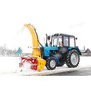 Снегоочиститель шнекороторный фото