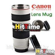 Чашка с дизайном «Canon» фото