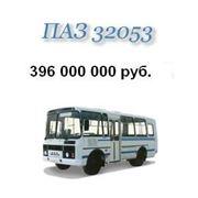 Автобусы ПАЗ фото