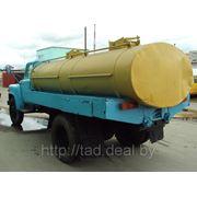 ГАЗ-53, молоковоз (капремонт). фото