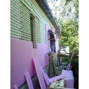 Востановительный ремонт фасадов фото