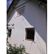 """Утепление фасадов Теплоизоляционной краской """"ТЗ-200"""" фото"""