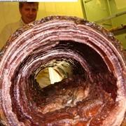 Очистка теплообменного оборудования и трубопроводов от накипи и других твердых отложений фото